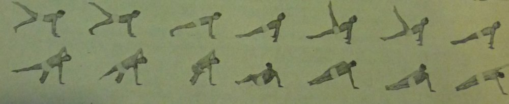 Pilates: - the art of movement...
