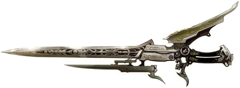 FFXIII-2_Gunblade