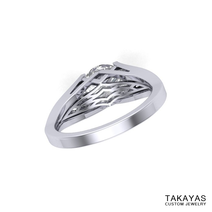 back-of-band-geometric-moissanite-palladium-ring-takayas-custom-jewelry
