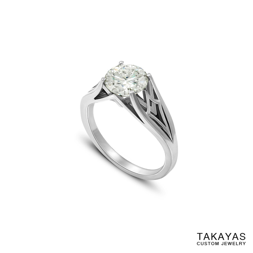 moissanite-palladium-geometric-enagement-ring-takayas-custom-jewelry-3