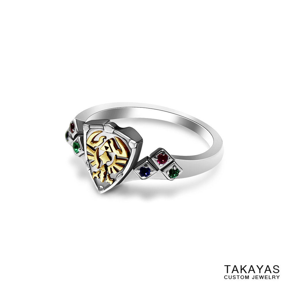 hylian-shield-zelda-wedding-ring-takayas-custom-jewelry
