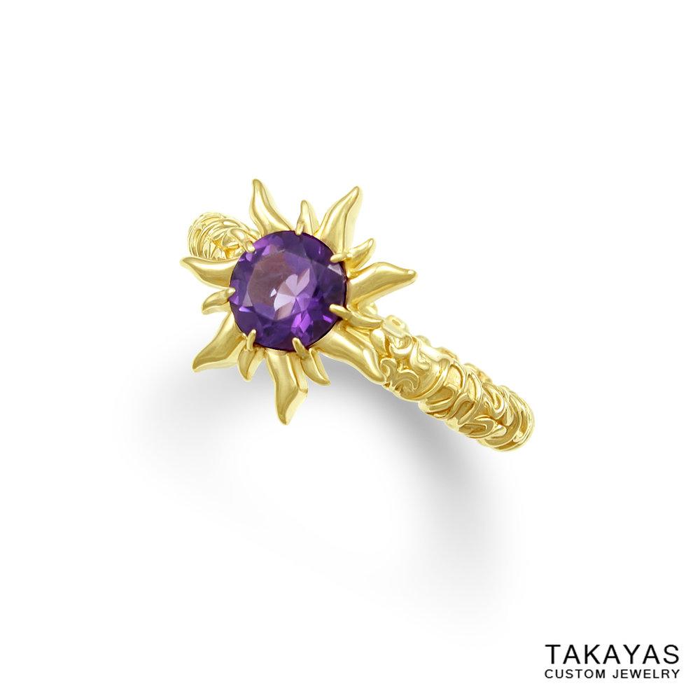 tangled-amethyst-ring-takayas-custom-jewelry-side