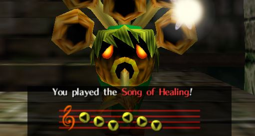 song of healing
