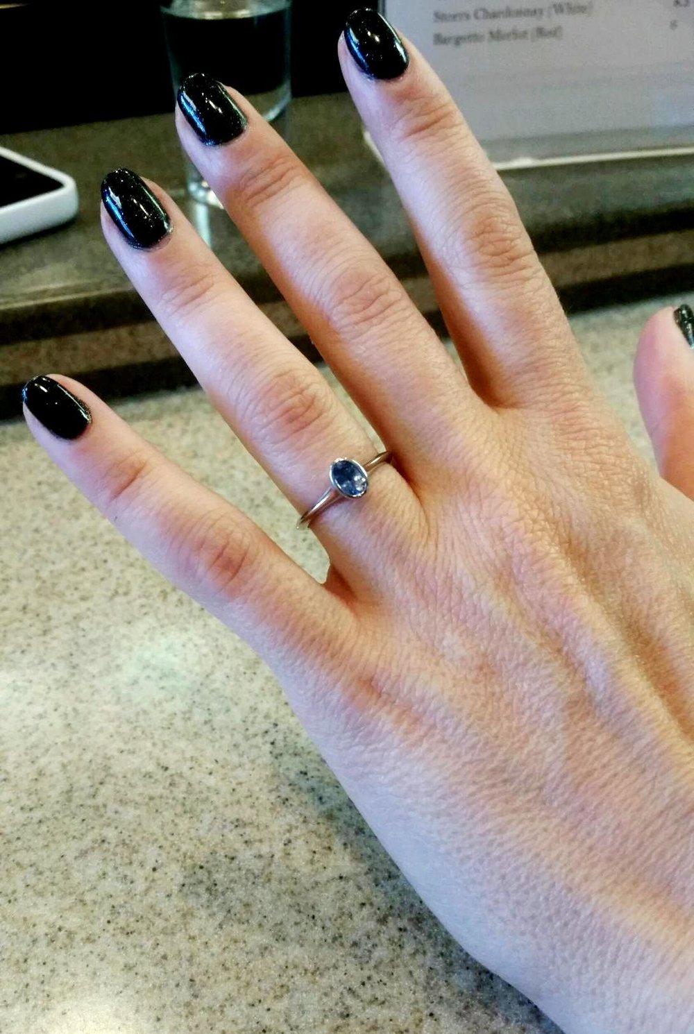 viki-wearing-montana-sapphire-ring