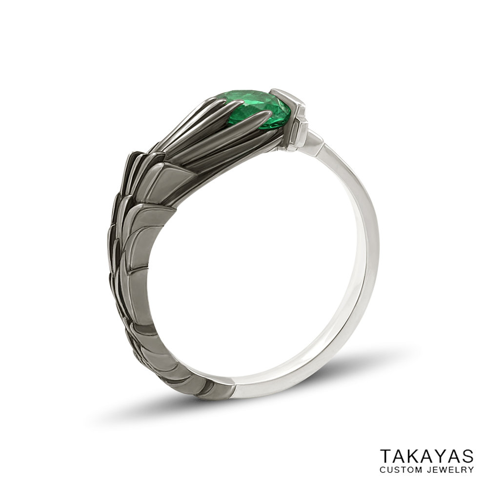 ff7-sephiroth-emerald-engagement-ring-takayas