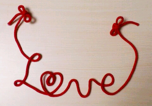 Red String of Fate - Love