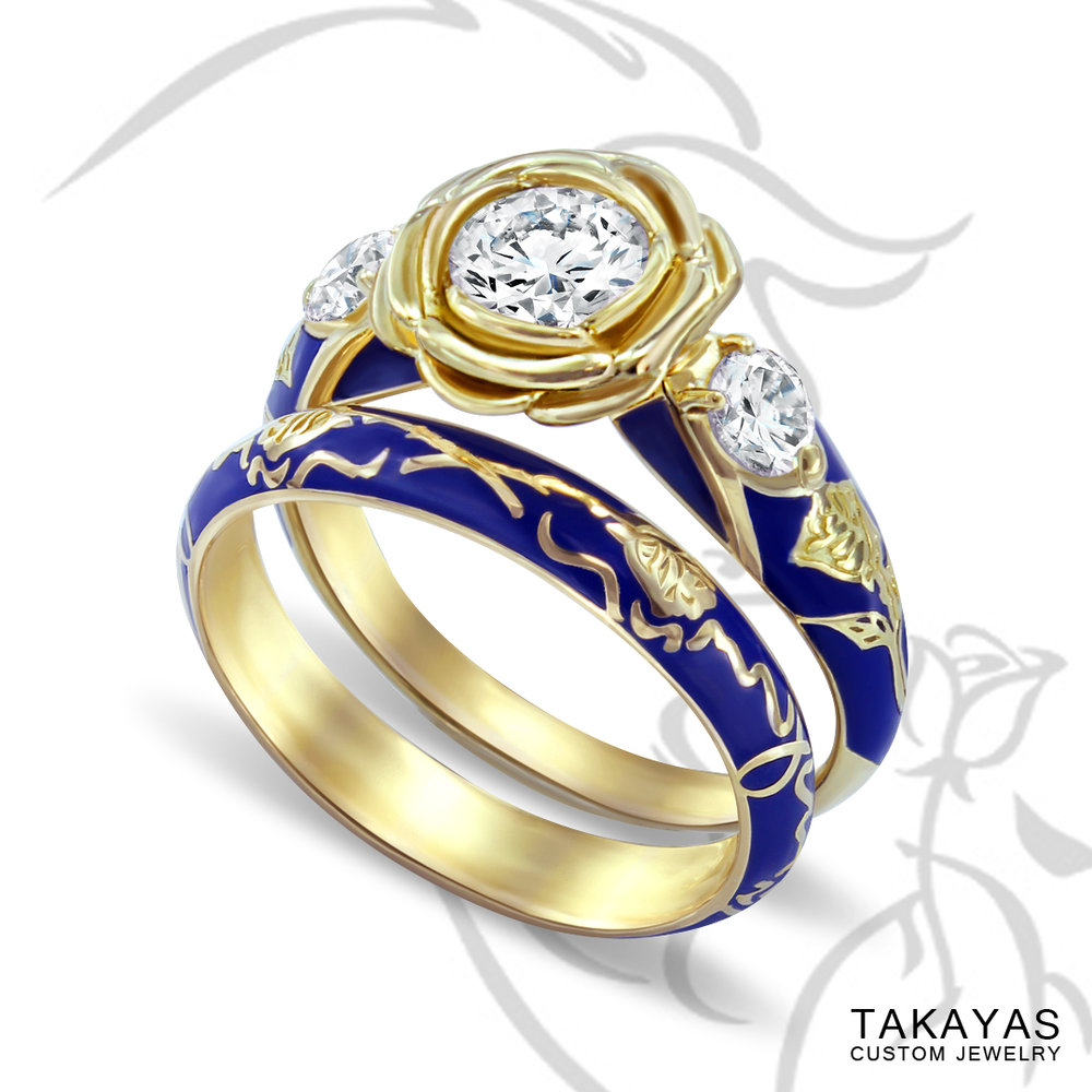 wedding ring 47 new beauty and the beast wedding rings ideas beauty ...