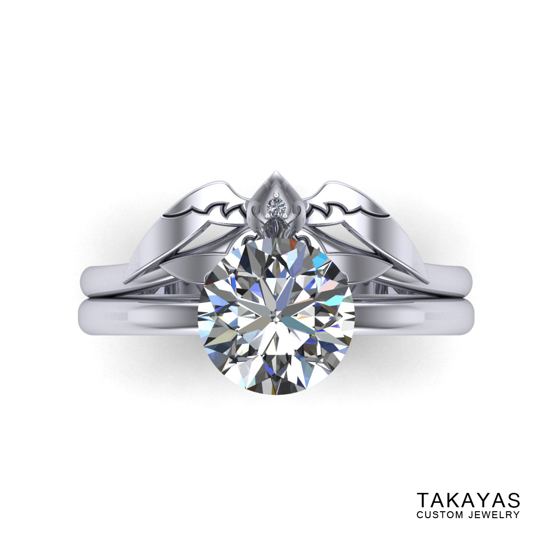rings rendering ring blog cad black view final fantasy takayas engagment by top white wedding inspired mage with