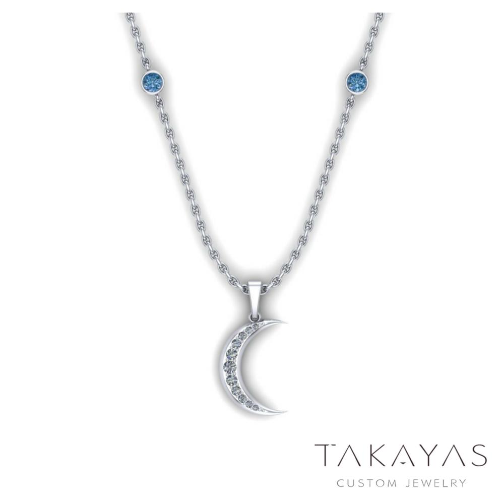 Final Fantasy inspired design by Takayas Custom Jewelry