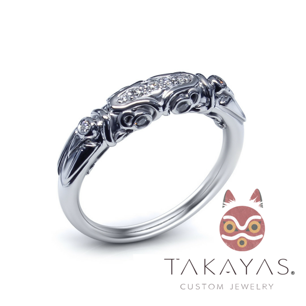 Design by Takayas Mizuno of Takayas Custom Jewelry