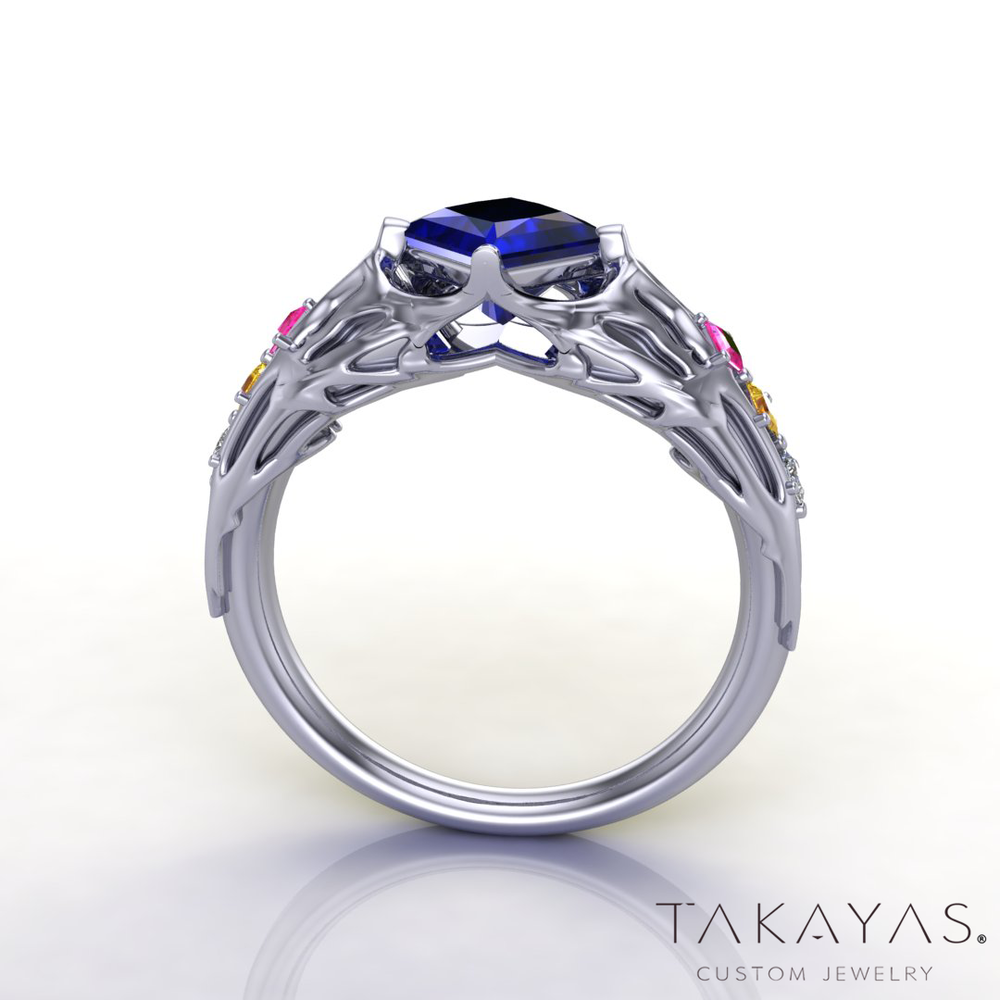 Final-Fantasy-XIII-Lightning-Inspired-Engagement-Ring