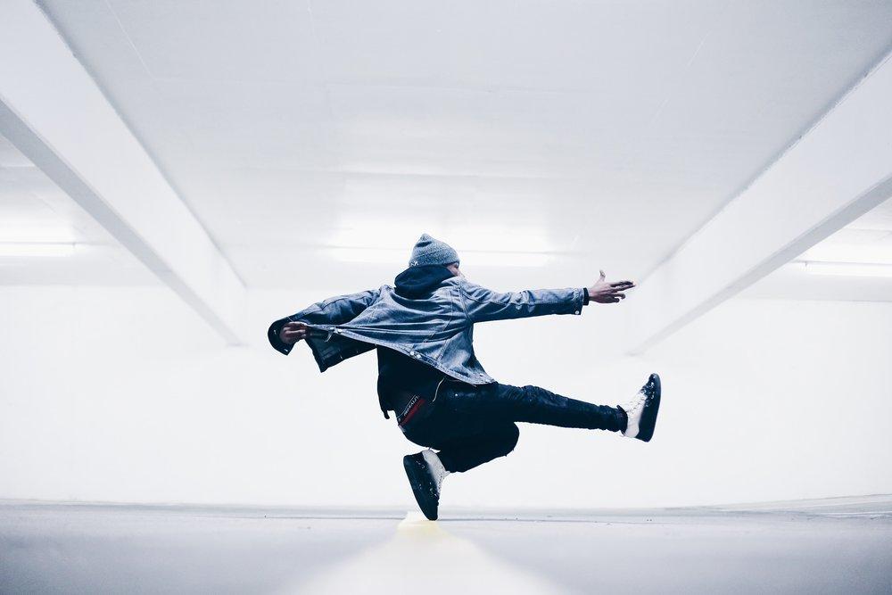 Danse hip hop -