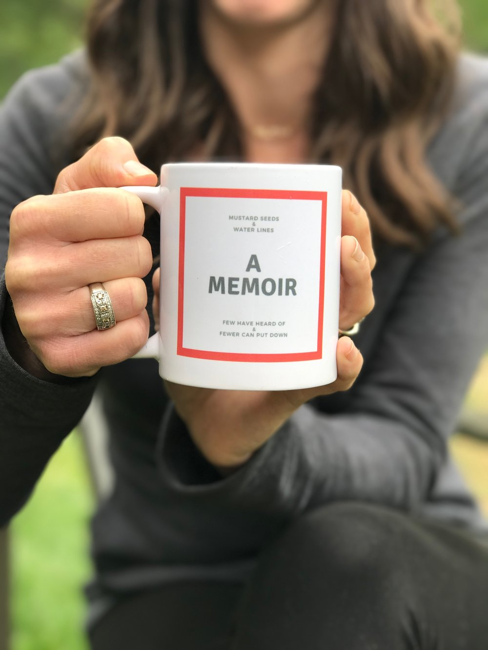 This month - write a review and be entered to win a mug!