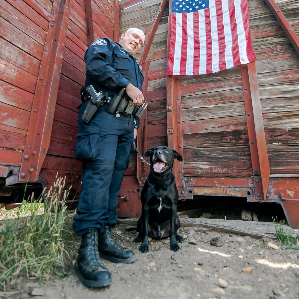 Deputy Ryan & K9 Buster