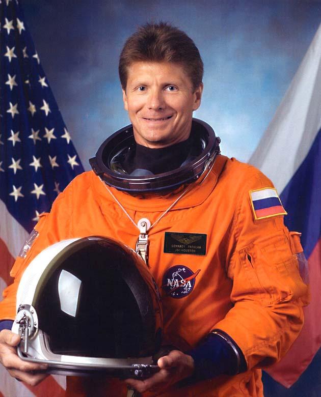 Gennady Padalka. Credit:  NASA