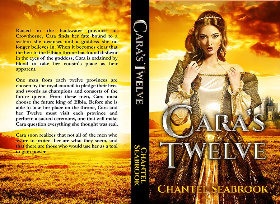 Caras Twelve - Chantel Marie - CreateSpace.jpg