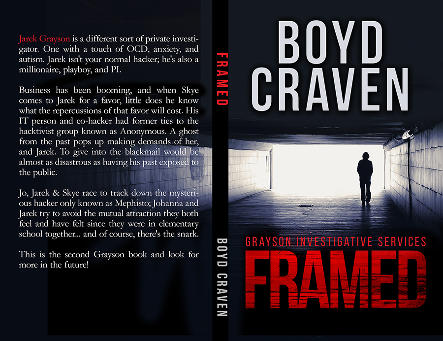 Framed - Boyd Craven - Createspace.jpg