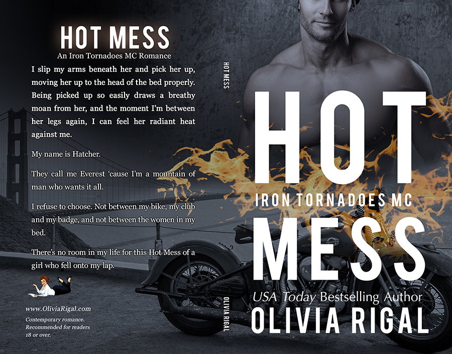Hot Mess - Olivia Rigal - CreateSpace.jpg
