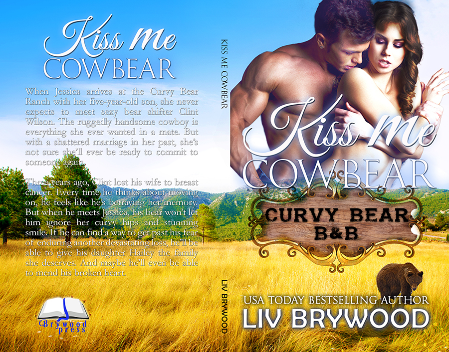 Kiss Me Cowbear - Liv Brywood - CreateSpace.jpg