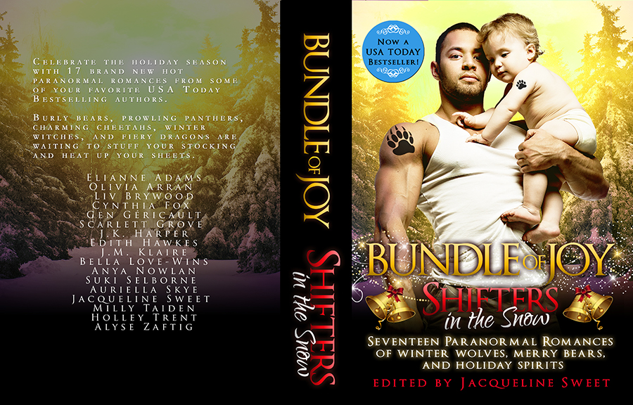 Shifters in the Snow - Bundle of Joy cover - CreateSpace.jpg