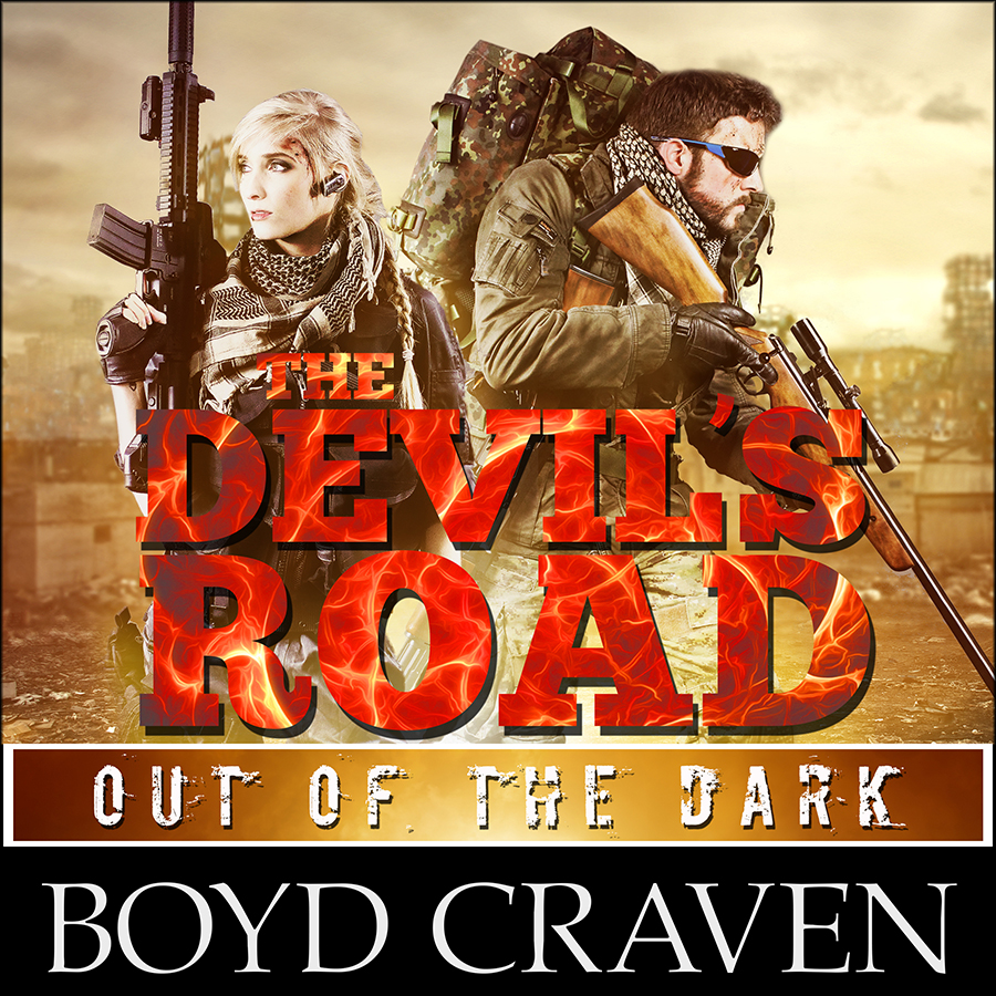 Boyd Craven - the Devil's road - acx audio.jpg