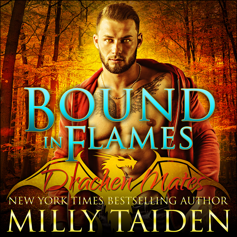 Milly Taiden - Drachen Mates 1 - Bound in Flames - ACX.jpg