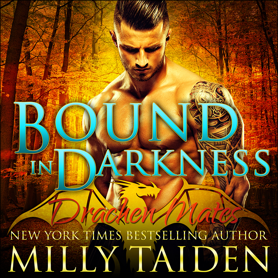 Milly Taiden - Drachen Mates 4 - Bound in Darkness - ACX.jpg