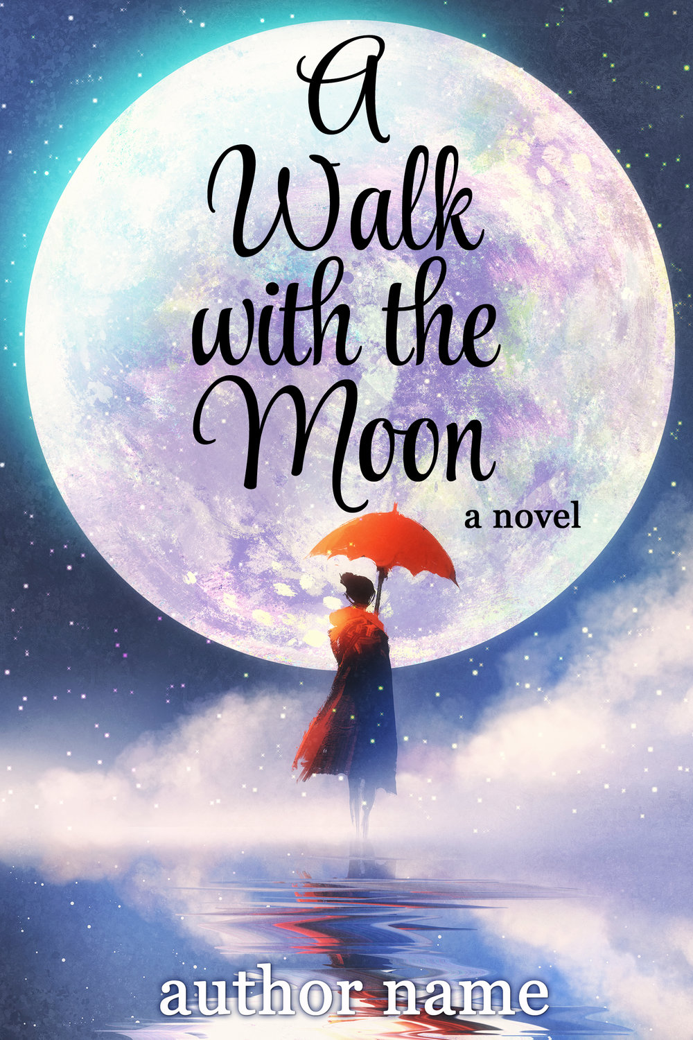 $50 - A Walk With The Moon