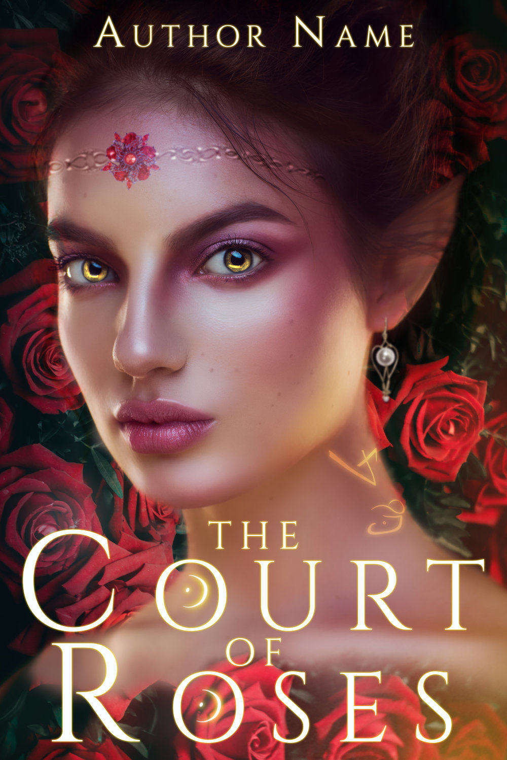 $150 - The Court of Roses