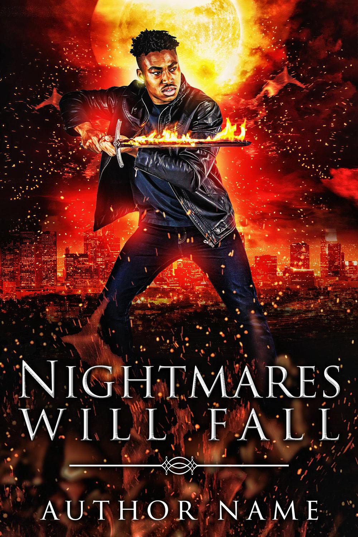 $135 - Nightmares Will Fall