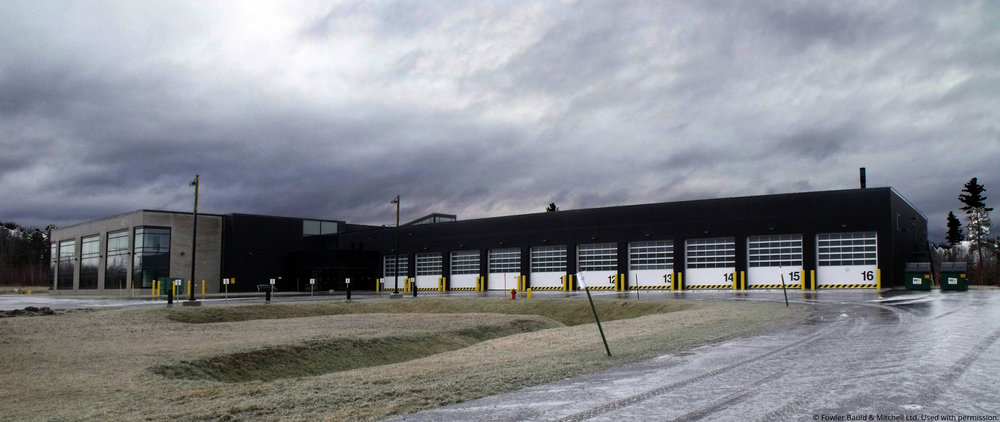 LAV III Gagetown Exterior Front