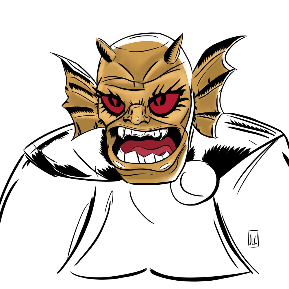Etrigan / The Demon
