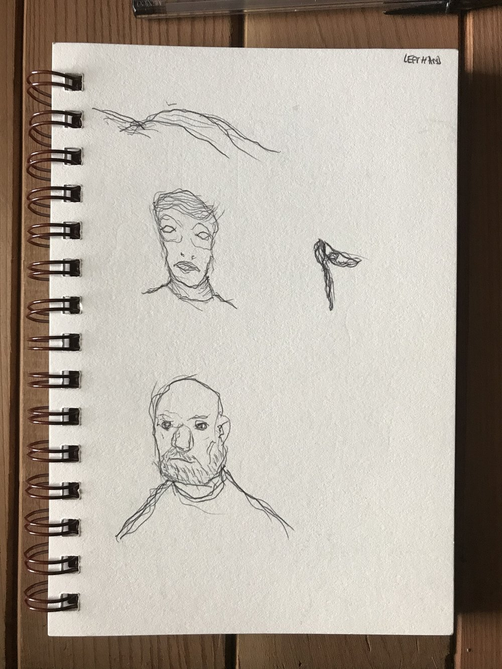 Just drawing random ideas.
