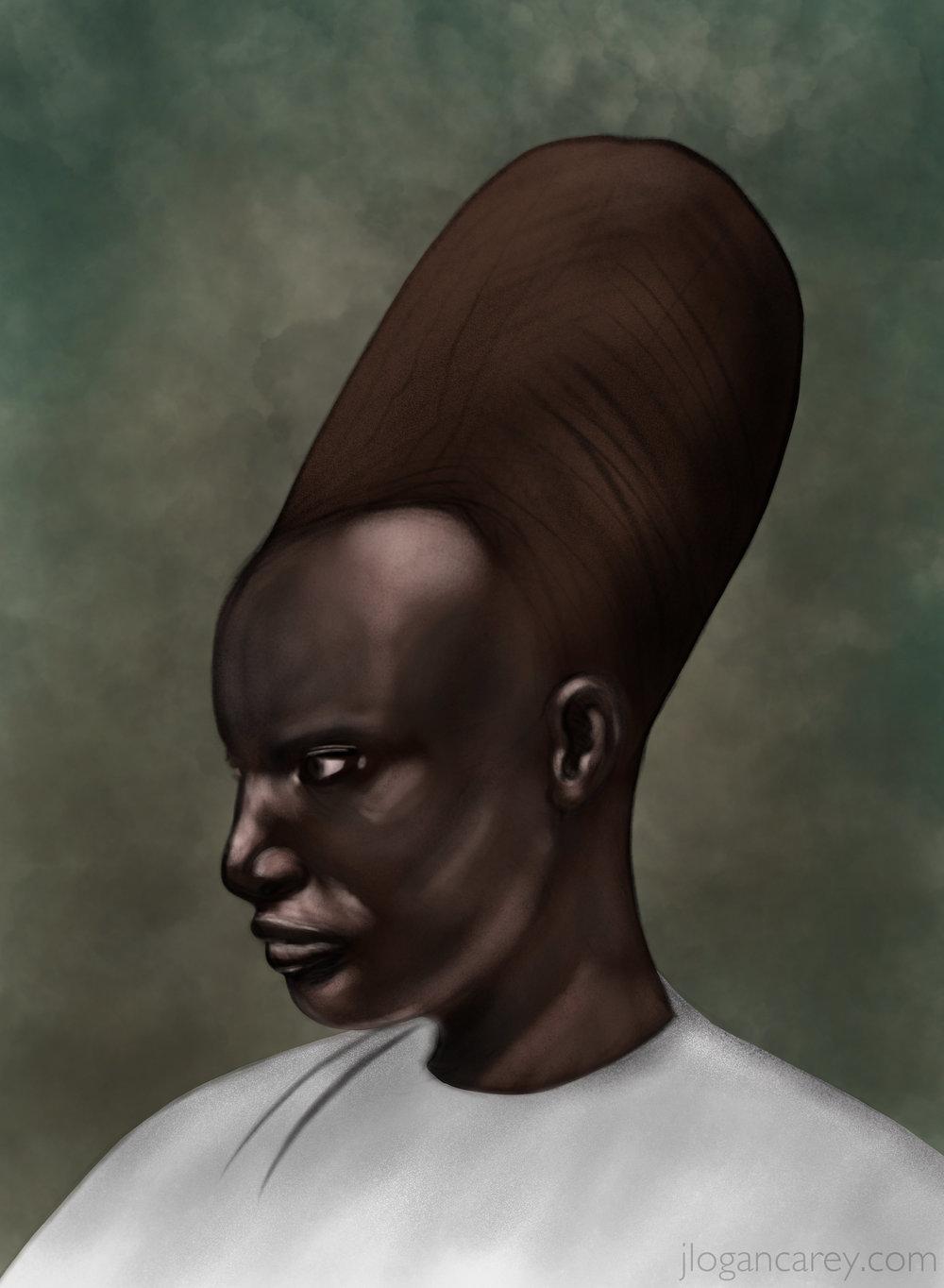 Another Rwandan portrait