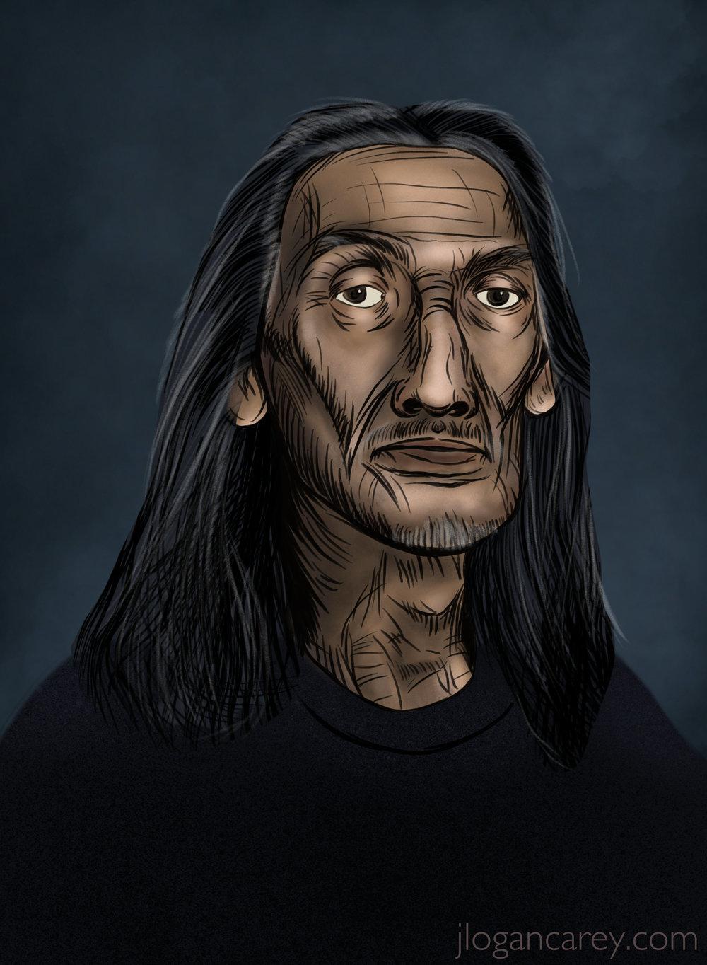 Nathan Phillips, Native American Activist