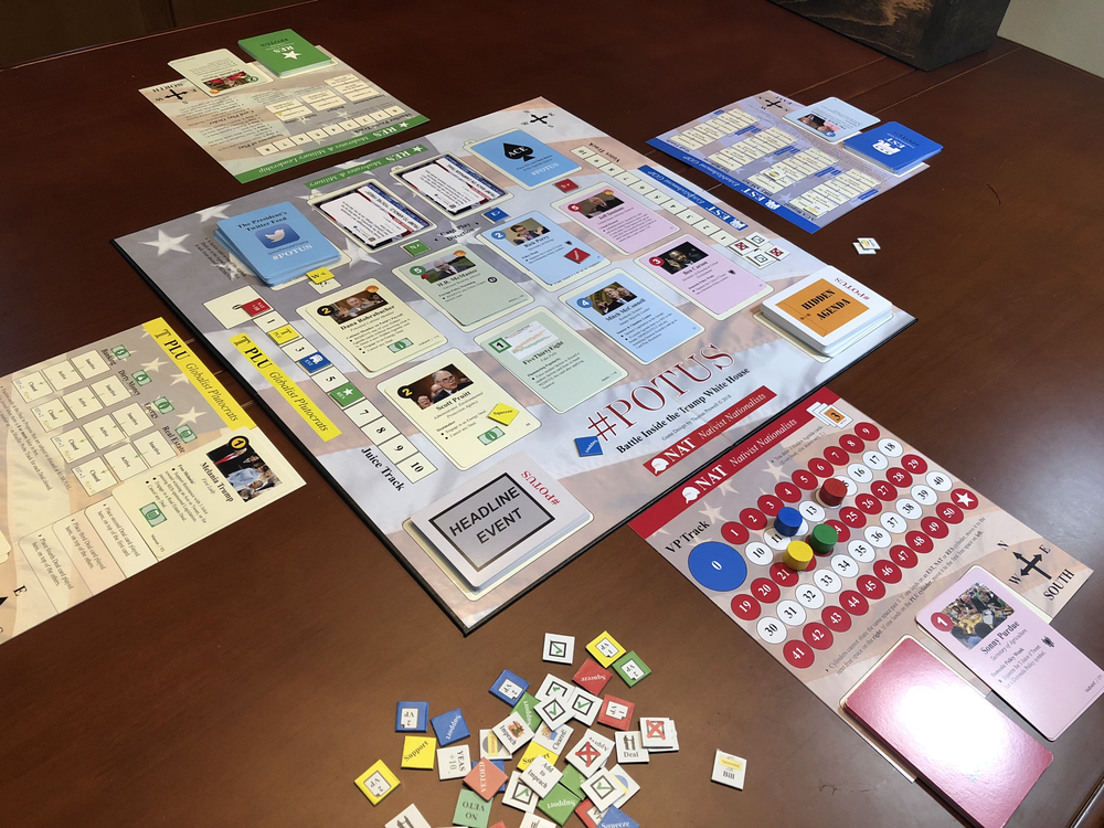 Very early prototype of the game. I think it looks better than some published games!