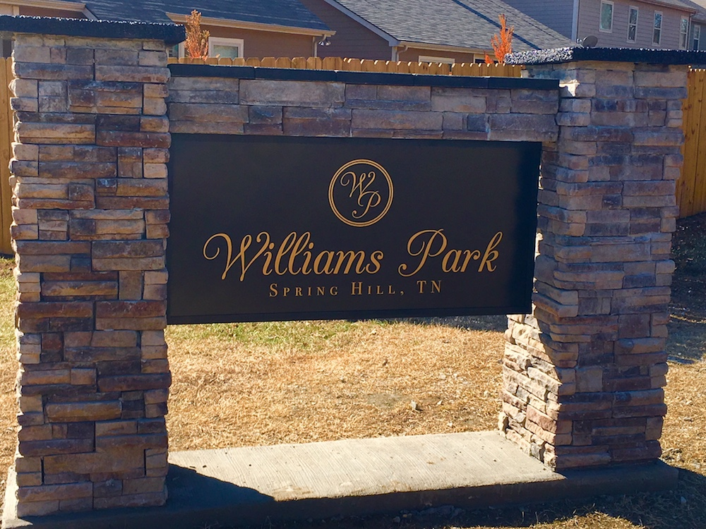 News — Williams Park | HOA | Sub Division | Neighborhood | Spring