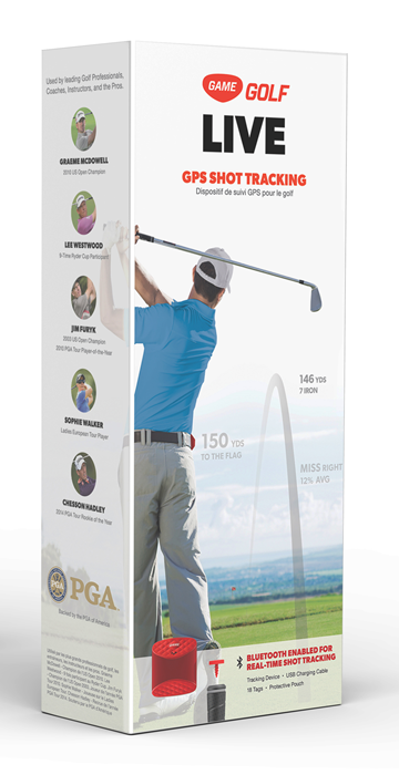 Winners received valuable prizes, like GAME GOLF LIVE.