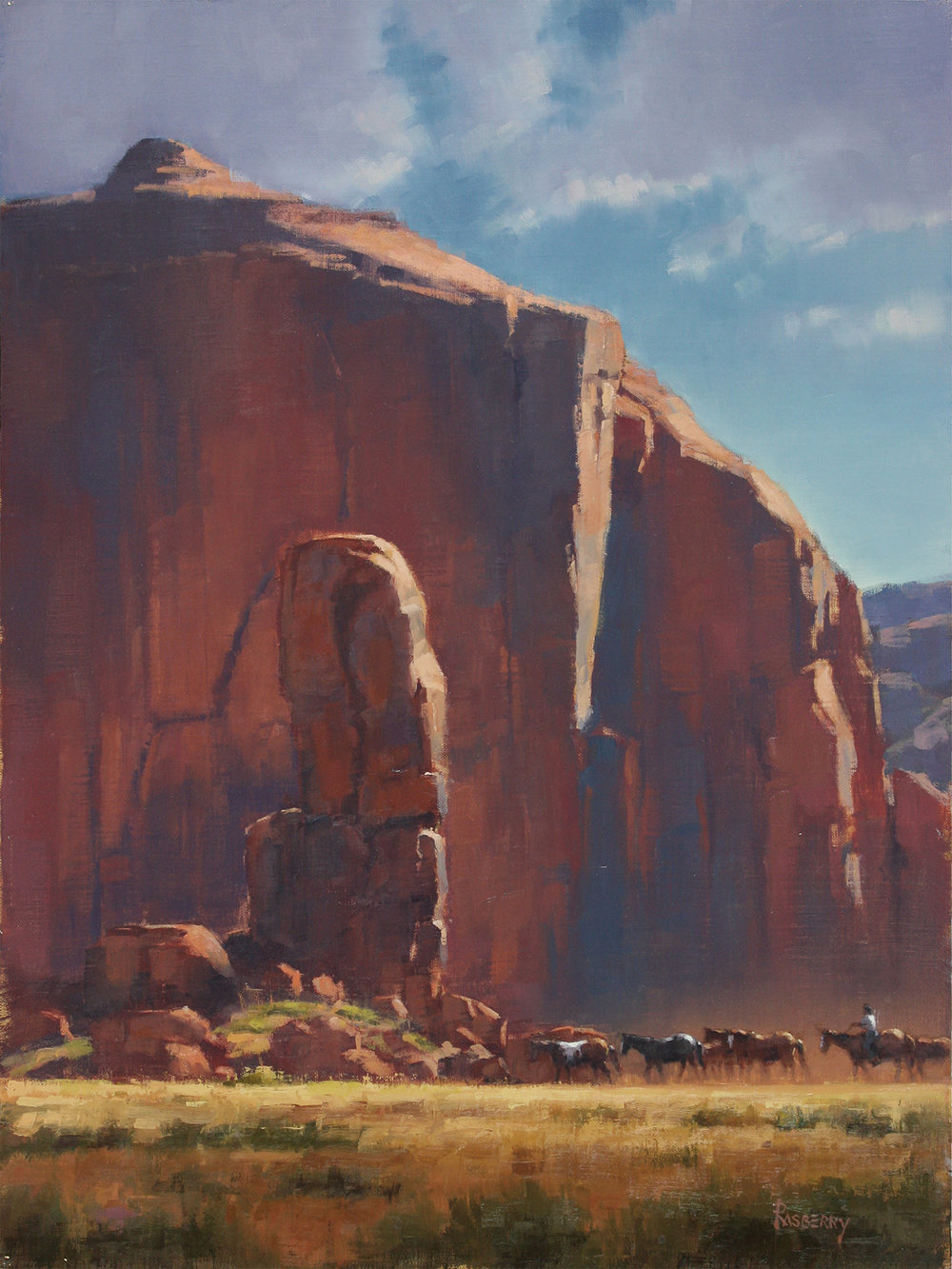 Rasberry_Red Rocks and Red Dust 18x24 2016.jpg
