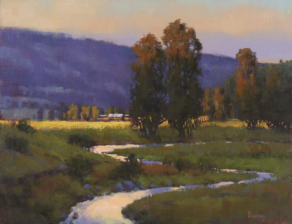 Rasberry_Spring Creek 16x20 2017 [LR].jpg