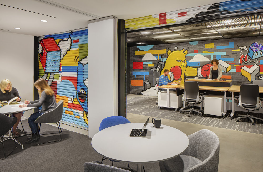 "Capital One ""The Shop"" 