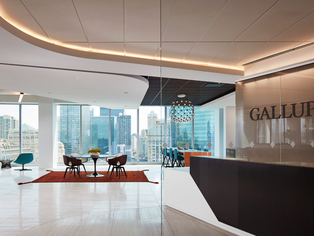 Gallup Organization    |  444 W. LAKE STREET  —SUITE 2300