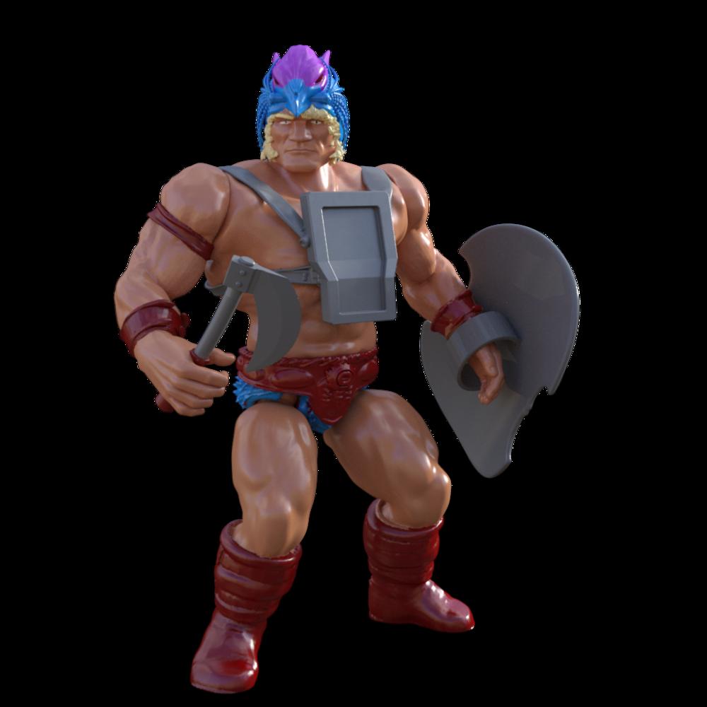 Heroic Warrior