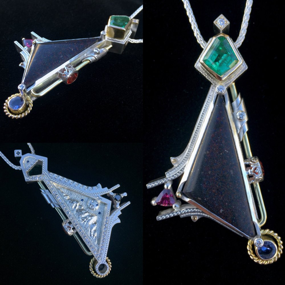 twisted equipoise jewelry