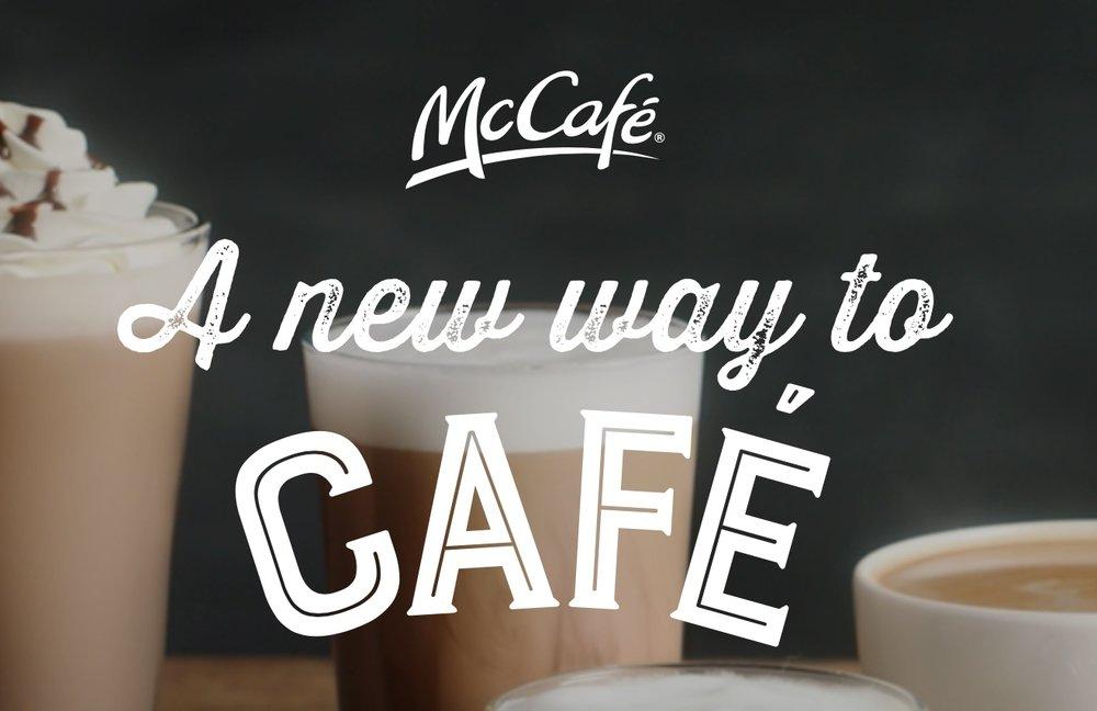 McCafe.ca Redesign | Agency: Tribal DDB Canada