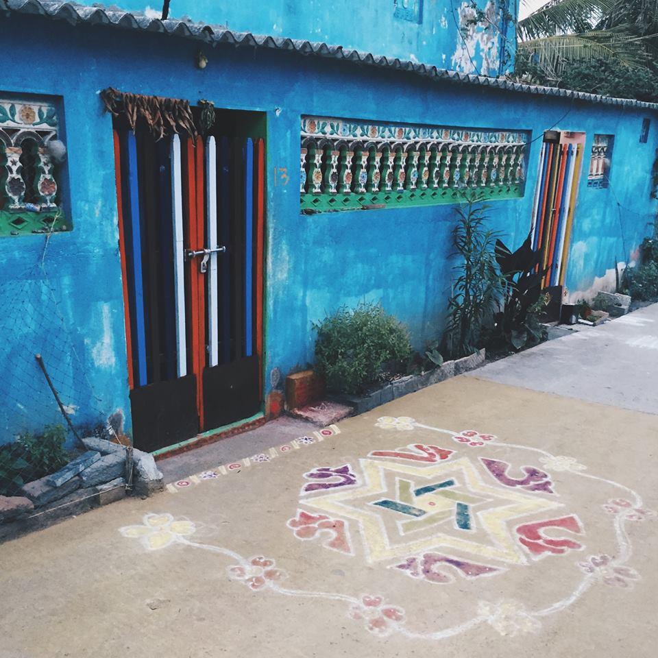 Home in Mahabalipuram