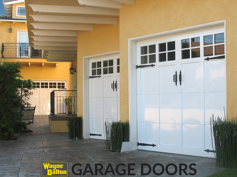 Residential Doors - Find the style of your door that you like by clicking Here. Then send us a message Here with your selected item(s) number. Quotes are Free!Did you know? By simply replacing your garage door you can boost your curb appeal and the return on investment is over 80% when you sell your home! Who knew improving your curb appeal was so financially savvy?