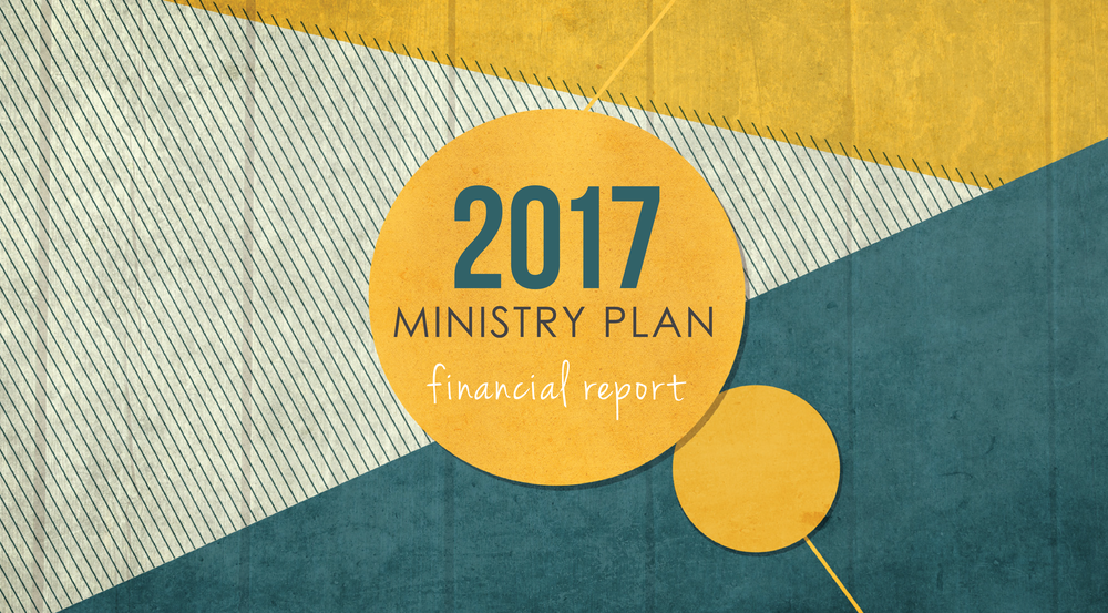 2017 Ministry Plan