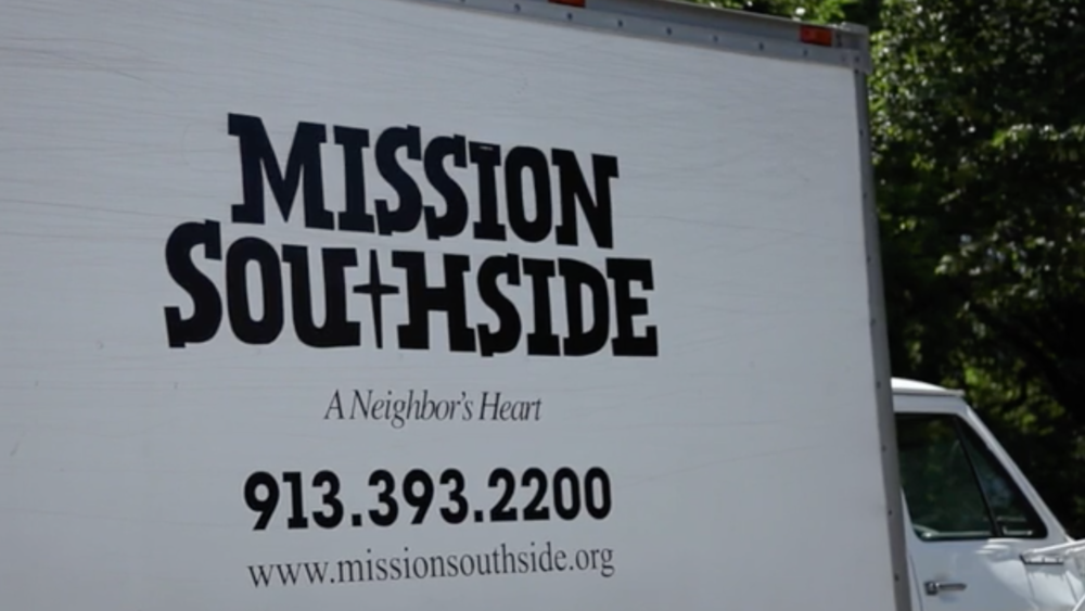 MISSION SOUTHSIDE - Mission Southside's mission is to take Jesus to people in need by extending help and hope. They are based out of Olathe and dedicated to reaching our immediate neighborhoods and showing Christ's love. We partner with Misson Southside with various opportunities throughout the year including