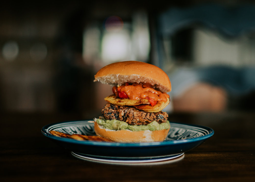 Black Bean Jerk Burgers - This burger is basically the star of my entire website (and for good reason). Flavorful. Hearty. Beautiful. It puts the hamburger to shame.
